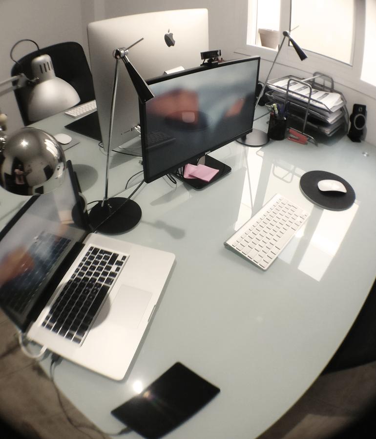 Nueva oficina, nuevas responsabilidades