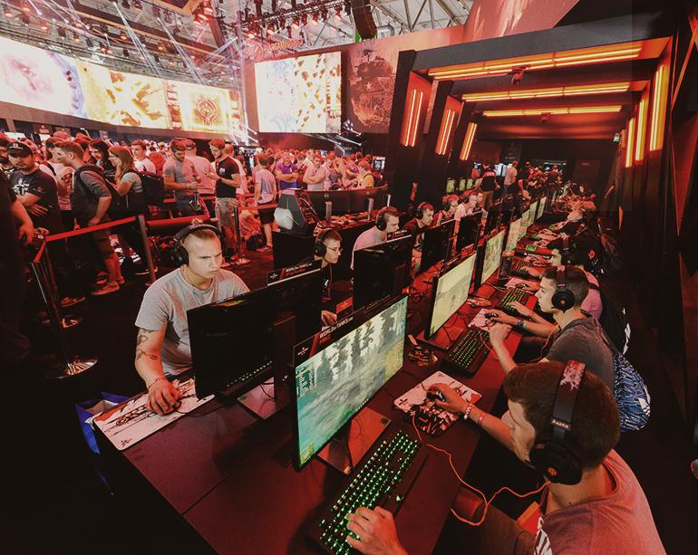 Los eventos de videojuegos más importantes del mundo