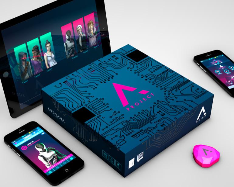 Andrana Project en Kickstarter